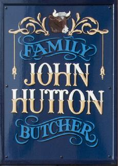 John Hutton - family butcher